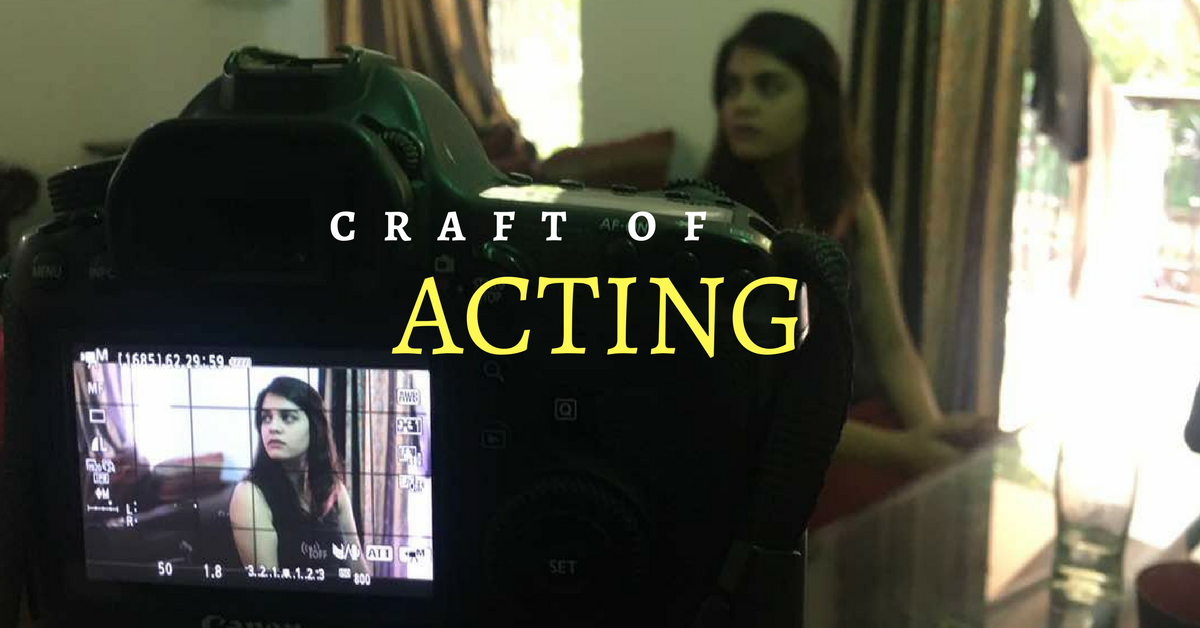 Craft Of Acting